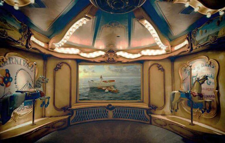 The Carousel Cinema